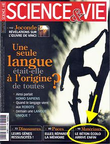 Science & Vie, octobre 2006