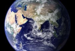 globe east earth terre space espace